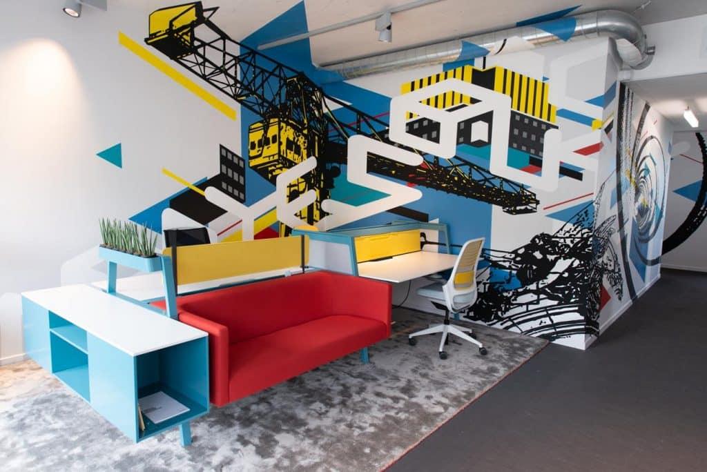 Mobilier bureau NANTES 44 design siege chaise