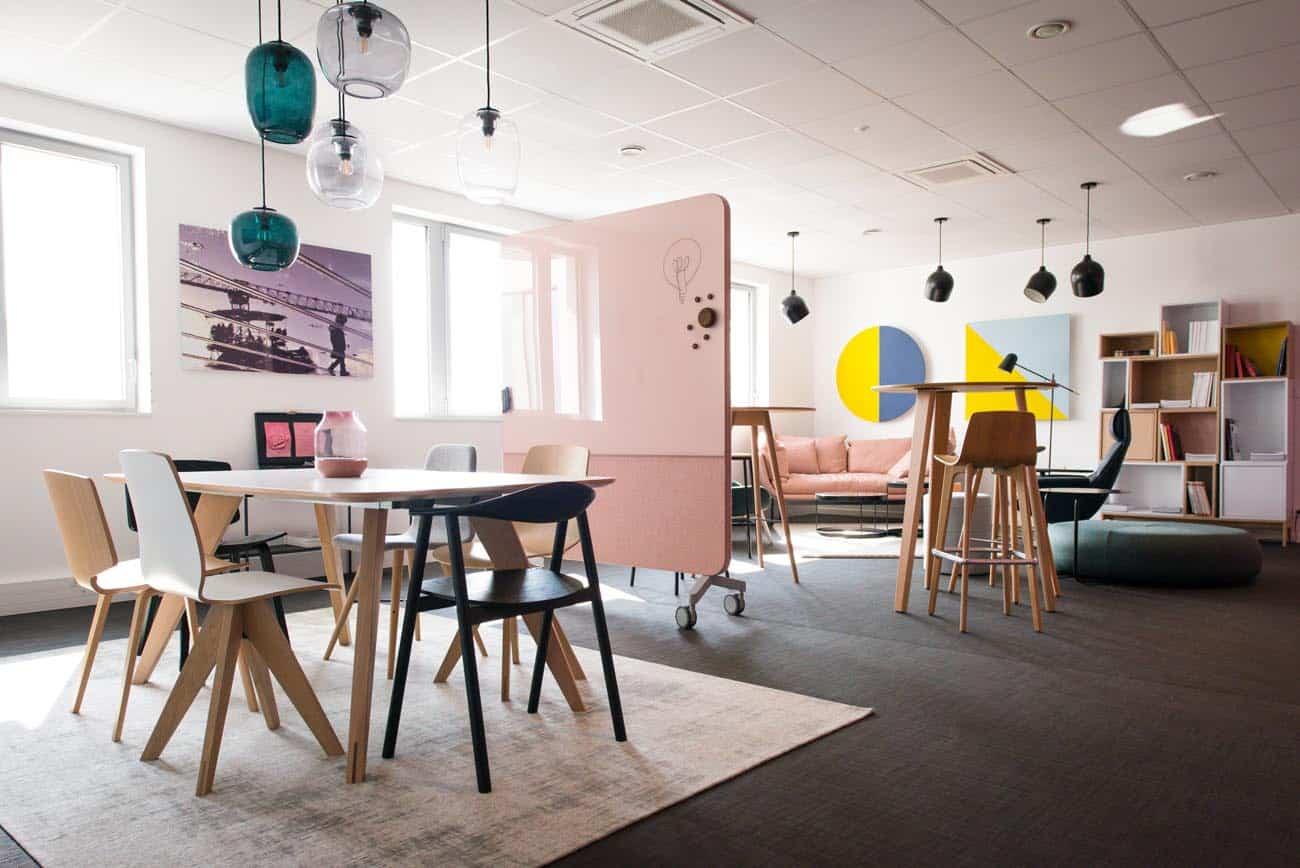 Mobilier bureau NANTES 44 design siege chaise espace inspiration tendance