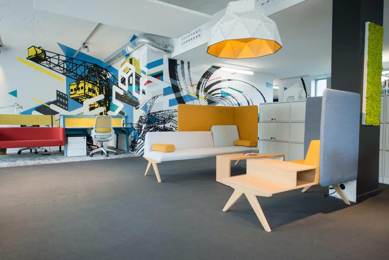 Mobilier bureau NANTES 44 design meuble