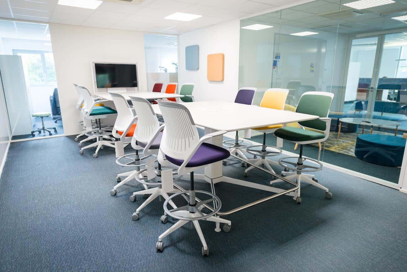 Mobilier bureau rennes 35 design