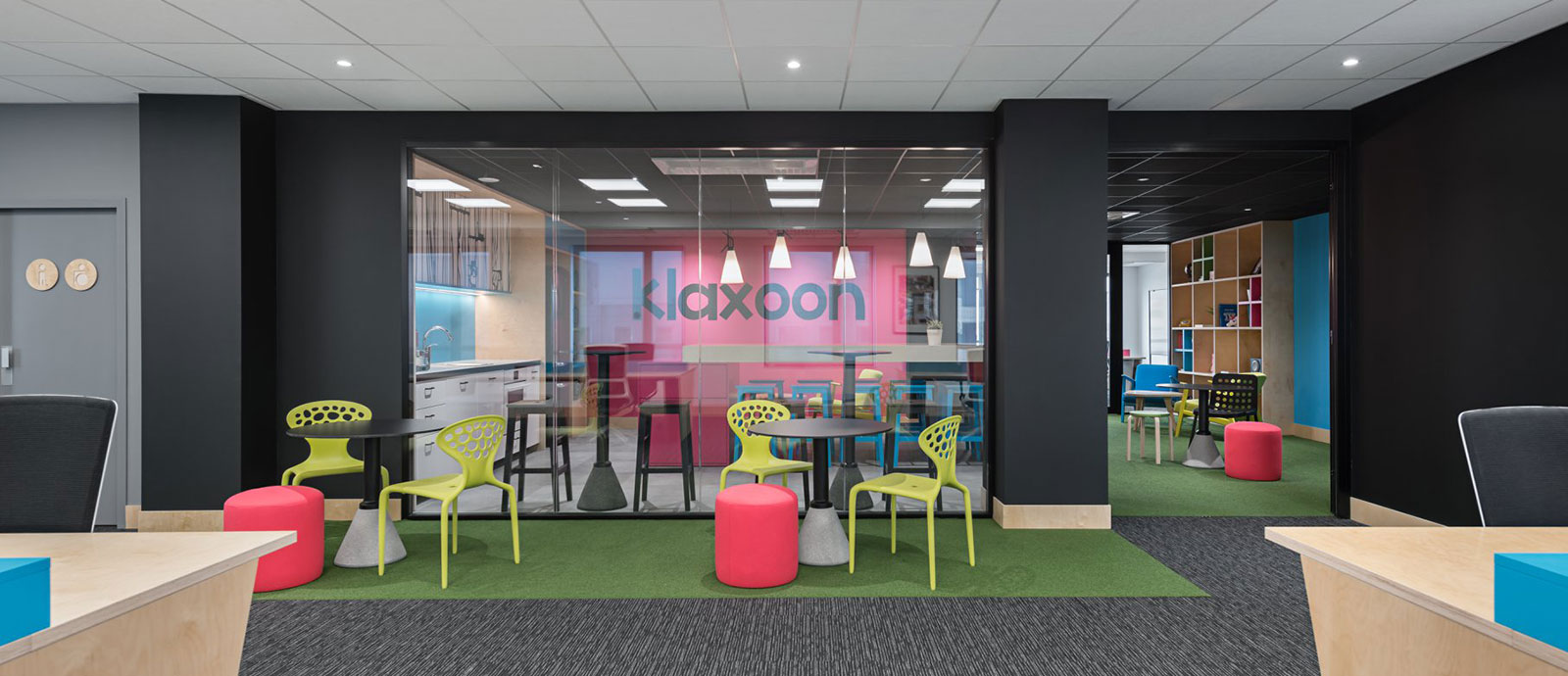 Klaxoon Station
