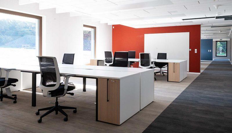 Mobilier de bureau & aménagement espace de travail dans le grand ouest