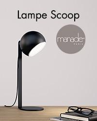 SCOOP-MANADE